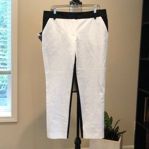 NWT AVA & VIV Cropped Pants